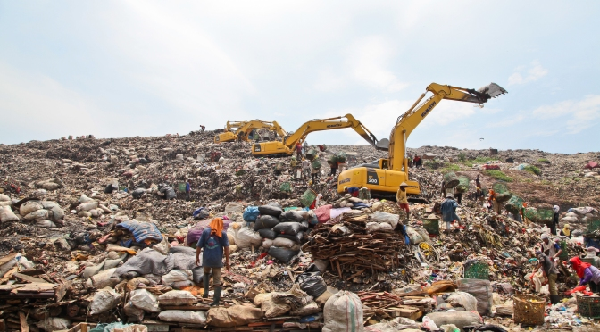 The School on a Landfill