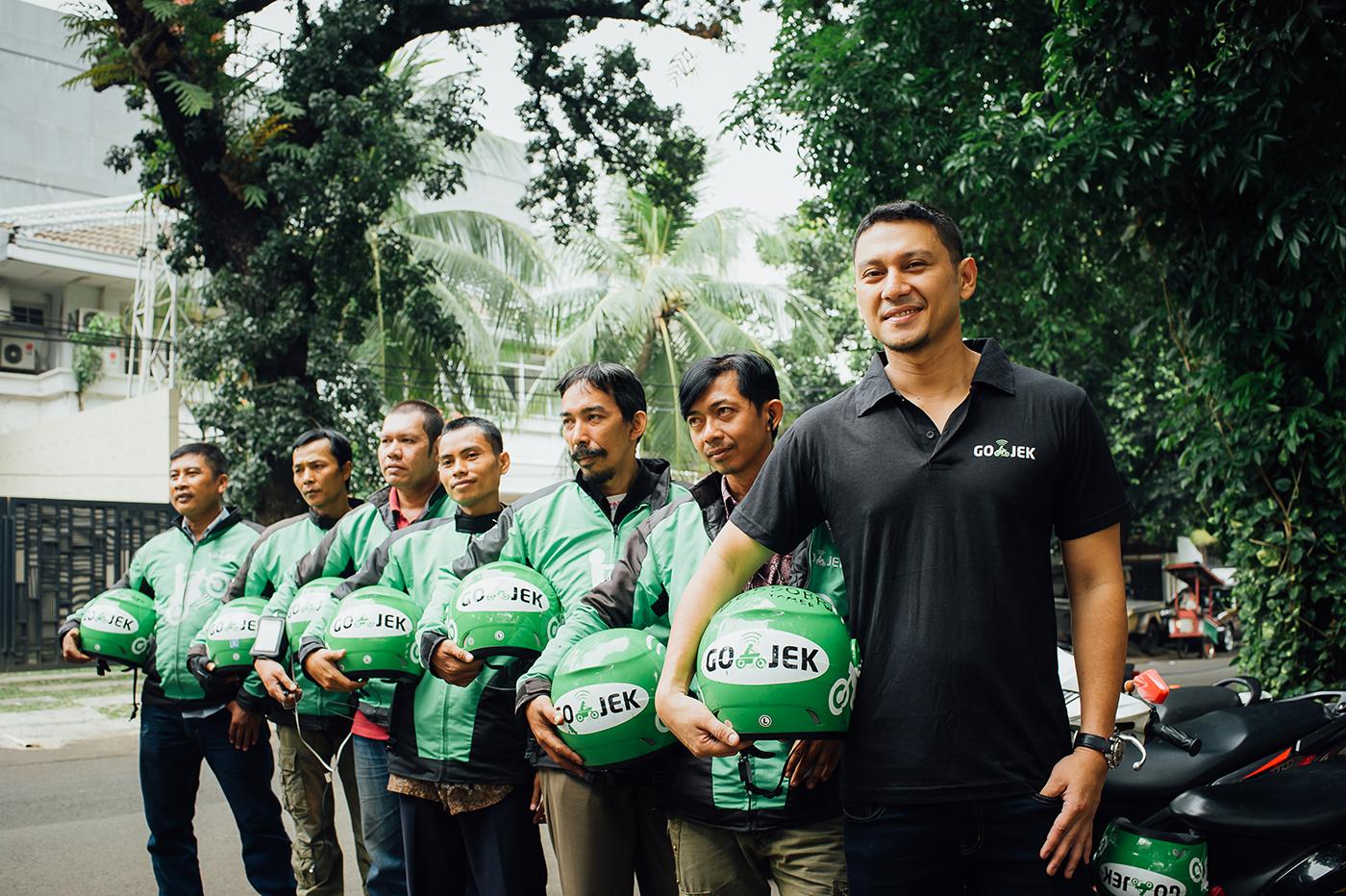 Born To Ride: PT GOJEK Indonesia
