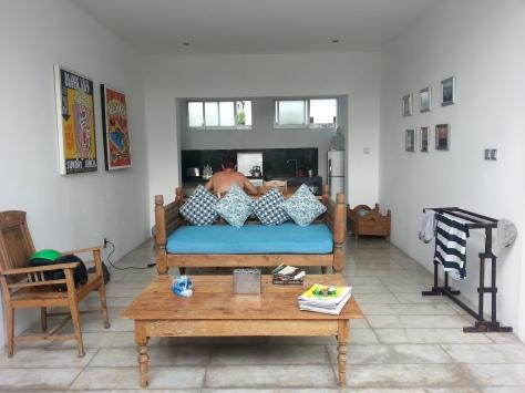Accommodation at the Apartments Canggu