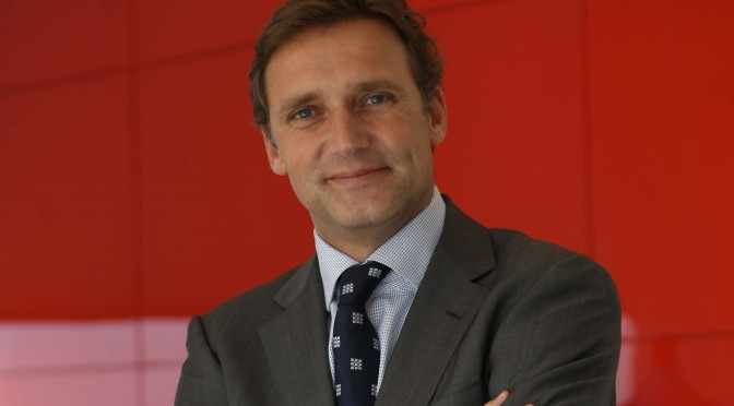 Interview with Danone AQUA President Director, Charlie Capetti
