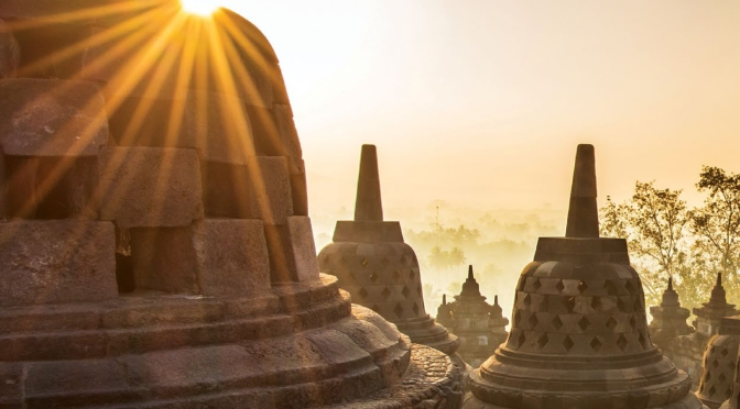 In the Shadow of Borobudur